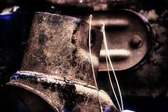 oxidative extrapolation 101 (johngpt) Tags: abandoned metal rust hss sliderssunday fujifilmxt1 fotodioxfdfxadapter kiron105mmf28macrofdmount
