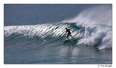 Surfing silhouette (Right On Photography) Tags: silhouette surf surfing catho catherinehillbay