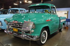 1957 Chevrolet Cameo Pickup 'K 83 793' 1 (Jack Snell - Thanks for over 24 Million Views) Tags: 2 chevrolet pickup 1957 cameo 793 k83