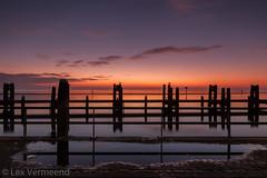 West Terschelling, Terschelling the Netherlands (Lex Vermeend Photo's) Tags: sunset nature water netherlands terschelling clouds waddenzee sunrise wadden waddeneiland nederland wolken s wad nederlands waddensea nederlandnetherlands