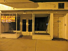 For Lease, Lockport, IL (stoneofzanzibar) Tags: lockport willcounty vacant empty storefronts