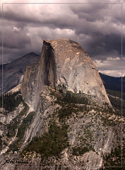 Half-Dome (DorisPac) Tags: california mountain nature ecology natural yosemite halfdome sierras sierranevada glacierpoint