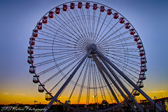 "Branson Ferris Wheel (SPS Nature ""Photography"") Tags: vacation music chicago fun outdoors country navypier branson relocated 76west countrymusicboulevard rogerchavers spsnaturephotography"