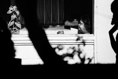 Frieze (JoshyWindsor) Tags: travel people food holiday face blackwhite shadows graphic eating profile srilanka southcoast galle canoneos6d canonef70300mmf456l