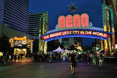 The Biggest Little City in the World (J-Fish) Tags: sign nevada casino reno harrahs thebiggestlittlecityintheworld d300s 1685mmf3556gvr 1685mmvr nvirginiastreet
