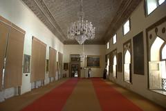 First Storey Hallway (VinayakH) Tags: india gardens royal palace hyderabad royalpalace nizam telangana chowmahallapalace