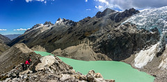 Glacier lake (Marc C) Tags: lake snow mountains ice peru nature glacier huaraz