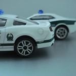 Majorette Dubai Police Die Cast 5 Pack