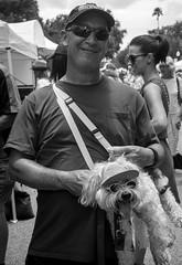 Styling (Kpryor23) Tags: lighting street people urban blackandwhite dog black art monochrome composition tampa outdoors mono blackwhite creative streetphotography monochromatic dunedin popular populartags whiteawards