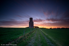 (Claire Hutton) Tags: uk longexposure red green tower nature yellow lens landscape outdoors countryside track colours purple country wideangle le dorset fields folly wimborne disguised phonemast ndfilter 10stop leefilters ndgrads hortontower 10stopper sonya6000 samyang12mm
