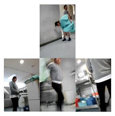 Paciente internado (rey medical) Tags: paciente cirugia quirurgico quirofano quirurgica mujer chica joven enfermo enferma bella hernia umbilical desnuda imss tiempo vestida ropa plastia camison