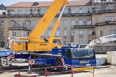 Liebherr LTM 1200-5.1 (Alexandre Prvot) Tags: construction travaux chantier worksite buildingsite construccin baustellebauplatz cugn grandnancy lorraine