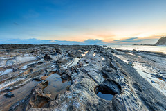 _MG_0066 (Nguyn nh Thnh) Tags: longexposure sunset sea mountain water sunrise rocks asia seascapes cloudy vietnam filter asean quangngai lyson singhray thachkydieutau