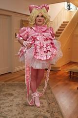 Prissy Sissy Kelly (kellyuk99) Tags: pink sissy prissy