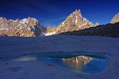 Biafo Glacier: Sosbun Brakk reflection (Shahid Durrani) Tags: biafo glacier karakorams gilgit baltistan pakistan