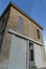 Abandoned old building, Coolidge, Kansas (Blake Gumprecht) Tags: coolidge kansas hamiltoncounty abandoned building