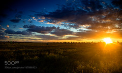 ______ (Justin S Reid) Tags: ifttt 500px sunset sun summer  evening     dierjscreensaver
