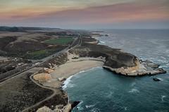 Nine-Eight-Sixteen (BarryB.) Tags: roninmx canon5dmarkiv sunsetphotography beach dji aerialphotography m600 pacificocean