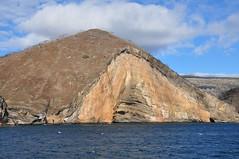 Buccaneer Cove (Ryan Hadley) Tags: rockface cliff clouds seascape landscape nature monserrat buccaneercove santiagoisland islasantiago galapagos galapagosislands galpagos galpagosislands ecuador southamerica pacificocean nationalpark worldheritagesite