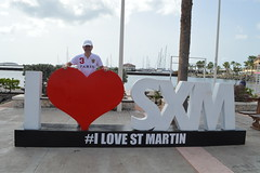 Ryan Janek Wolowski I Love SXM #ILoveStMartin red heart sign in Marigot Collectivité de Saint-Martin France French side of the island of Saint Martin FWI French West Indies (RYANISLAND) Tags: france french saintmartin stmartin saint st collectivity martin collectivityofsaintmartin collectivité collectivitédesaintmartin marigot frenchcaribbean frenchwestindies thecaribbean caribbean caribbeanisland caribbeanislands island islands leewardislands leewardisland westindies indies lesserantilles antilles caribbees
