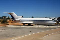 1965 Boeing 727-30 9Q-CMC - Faro Airport 23016 (anorakin) Tags: 1965 boeing 727 9qcmc faroairport 23016