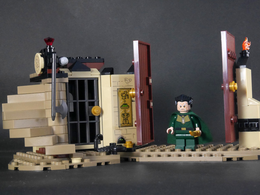 76056 Batmam: Rescue from Ra's al Ghul