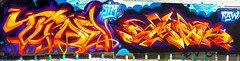 THOE / SMAK (SMAK TOWN) Tags: smak graffiti lsiboa lisbon portugal graff welsh wales bristol 2016 tram tracks slap
