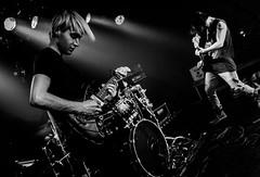 Downhill Willows @Musik und Frieden (Stephan No) Tags: 2016 berlin downhillwillows konzert kreuzberg live musikundfrieden september walimex walimex35mm15 canoneos6d stage gig bass guitar drum drumset noise shoegaze