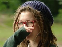 Portrait (Natali Antonovich) Tags: portrait belgium belgique belgie stare mood glasses lifestyle tervuren