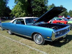 1969 Chrysler New Yorker (splattergraphics) Tags: 1969 chrysler newyorker cbody mopar carshow chesapeakeclassiccarclub eastonmd
