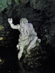I assume its Neptune (Oxford Murray) Tags: statue art heritage sculpture grotto neptune regency stourhead nationaltrust ntstourhead wiltshire nt oxfordmurray