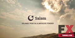 Preview Salam - Islamic Portal and Mosque Finder  Fxtheme  Charlie Ethelbert (JameBridges) Tags: charitytemplates crowdfundingtemplates donationtemplates fundraisingtemplates hadithtemplates imamtemplates islamtemplates masjidtemplates mosktemplates mosquetemplates muslimtemplates prophettemplates religiontemplates sunnahtemplates zakat