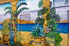 Nursery Mural (msuner48) Tags: d600 cs4 acr5 mural painting colorful nikcollection topazlabs eastbaynursery berkeleyca nikonafs24120mmf4ged