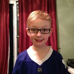 """My little sick #hipster and his new haircut! • <a style=""""font-size:0.8em;"""" href=""""http://www.flickr.com/photos/10624169@N08/15298880693/"""" target=""""_blank"""">View on Flickr</a>"""