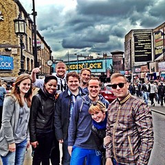 A fun day in Camden.