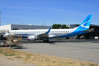 Embraer 190  VH-NJA
