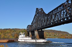 141026_5_monaca (lmyers83) Tags: bridge ohio river barge