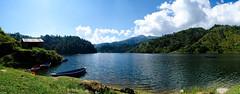 KulekhaniPANO (Nabin Malakar) Tags: nepal lake landscape hiking artificial adventure indra sarowar kulekhani