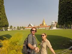Photo de 14h - Grand Palais (Bangkok - Thaïlande) - 15.01.2015