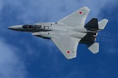 JASDF Gifu AB Air Show 2014 (vapor_trails) Tags: japan nikon aircraft aviation nikkor gifu teleconverter jasdf f15j japanairselfdefenseforce d300s tc20eiii afsnikkor300mmf28gedvrii