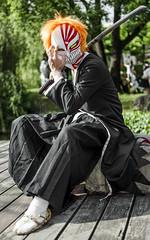 CWT T12-12 (Enix Xie) Tags: cosplay taiwan bleach taichung cos cwt t12    d7000 sb910 cwtt12