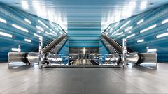U4 Hamburg (MalteDi) Tags: architecture nikon hamburg hh fullframe fx hafencity d600 nikonflickrawardgold