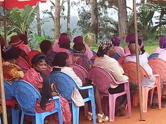 Beerdigungsgesellschaft in Bana