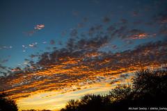 Space Coast Sunset