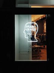 brain dead shop. (howard-f) Tags: sunset shop la store losangeles neon nightshot brain neonsign sunsetjunction sunsetblvd neonlight iphone urbanphotography braindead clothingshop vsco iphoneography iphone6 vscocam