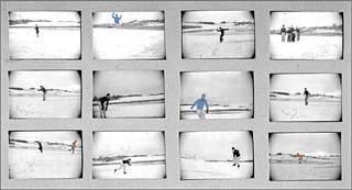 Skating, 1938