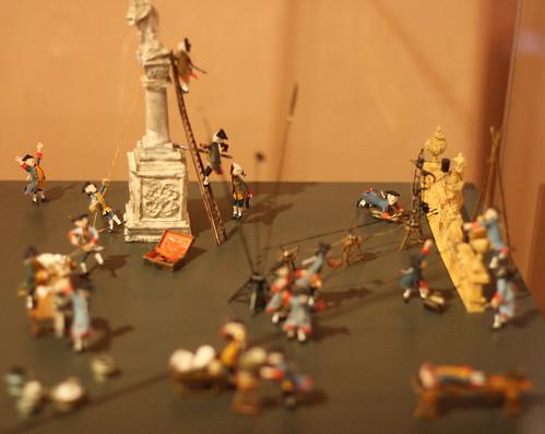 Rococo en miniature - Prunkbrecher