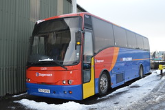 Volvo replacement parts (Photo: Carlisle Bus Group on Flickr)