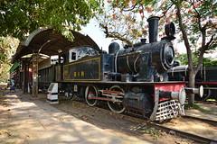 India - Delhi - National Rail Museum - Steam Locomotive EIR-XT 136863 - 4 (asienman) Tags: india delhi trains nationalrailmuseum locomotives asienmanphotography