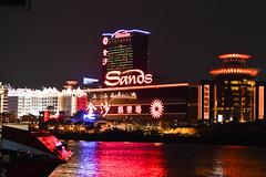 Macau (not at her desk) Tags: casino macau sandsmacao